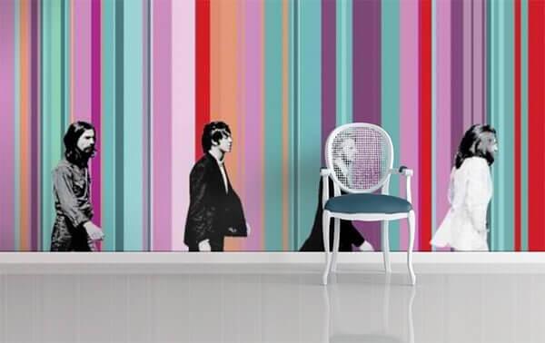 Beatle's wallpaper by WallPro Customized wallpaper