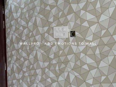 geometric wallpaper by wallpro